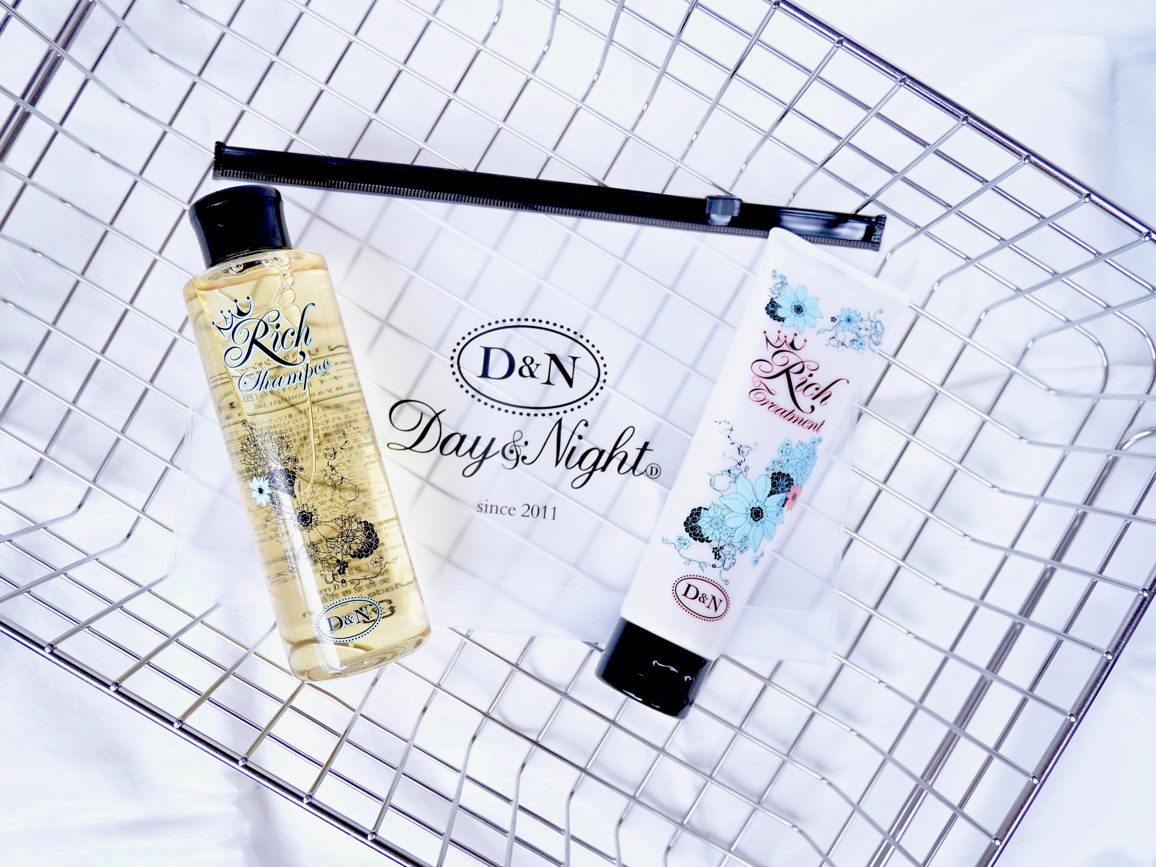 【Shampoo&Treatment】